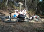 2011-09-16 - Cruz dos Mortos - Labruja - 2ª etapa a Santiago de Compostela