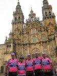2011-09-17 - Chegada a Santiago de Compostela - Espanha
