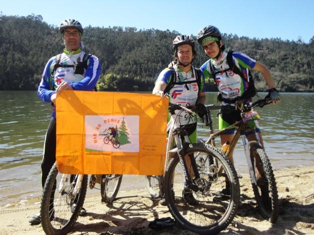 2015-03-14 - Nas Encostas do Douro - 2.ª Etapa Circuito N GPS - Gondomar - Praia Fluvial de Melres