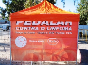 Pedalar contra o Linfoma - 2011