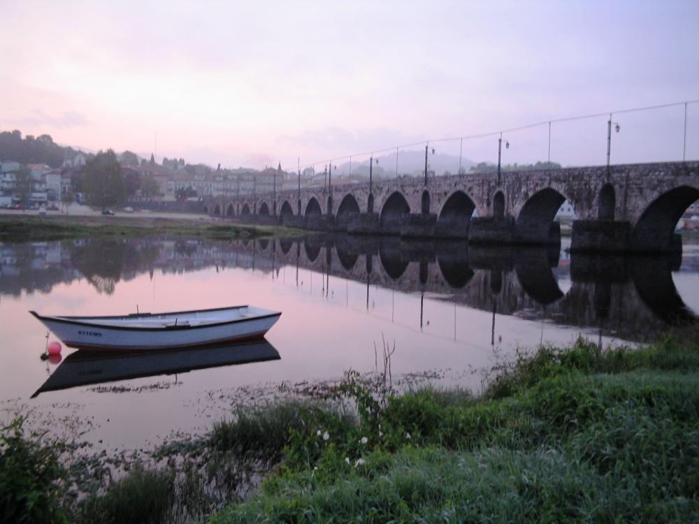Caminho a Santiago - Etapa 2 - Ponte de Lima / Redondela (2/6)