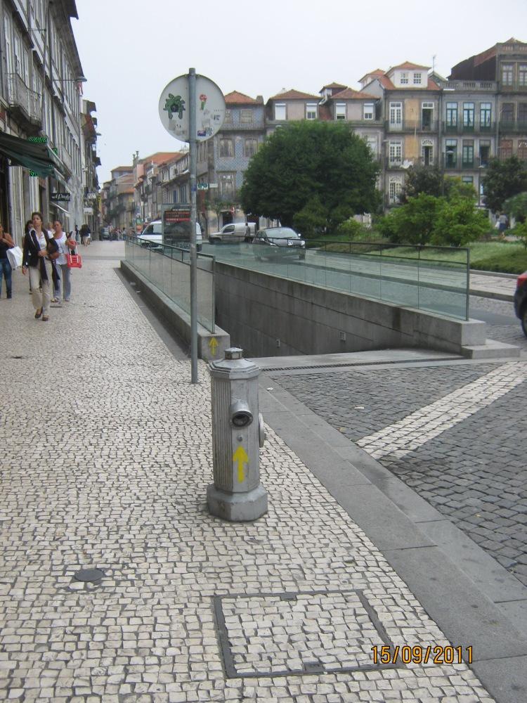 Caminho a Santiago - Etapa 1 - Porto / Ponte de Lima (2/6)