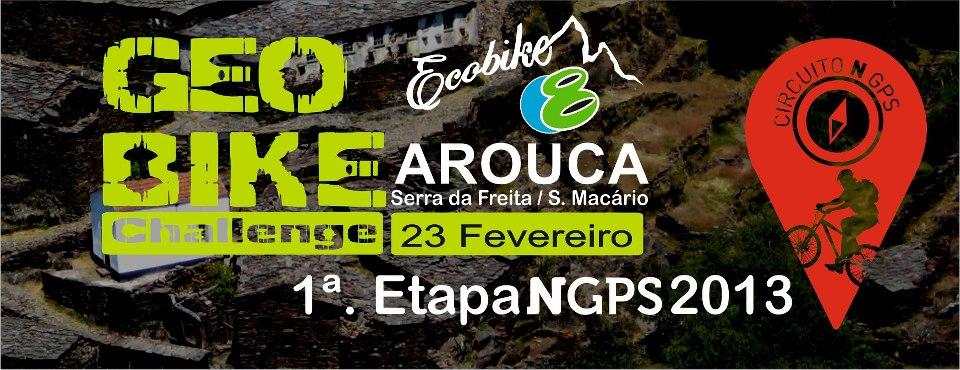GeoBikeChallenge - Serra da Freita / S. Macário - Arouca (1/6)