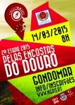 2015-03-14 - Nas Encostas do Douro - 2.ª Etapa Circuito N GPS - Medas Gondomar