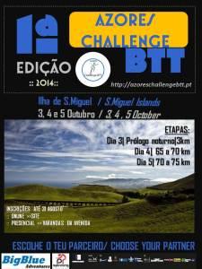 2014-10-03/2014-10-05 - Azores Challenge BTT 2014 - Ilha de S. Miguel - Açores