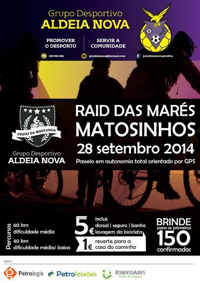 2014-09-28 - Raid das Marés - Matosinhos