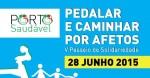 2015-06-27 - Pedalar e Caminhar por Afectos - V Passeio de Solidariedade - AJUDARIS - Porto