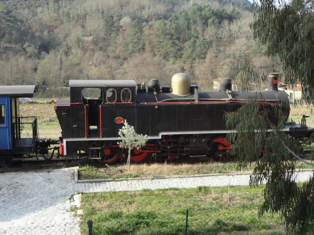 BTT - Vila Real - Chaves - pela antiga Linha do Corgo (CP) (3/6)