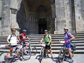 Peregrinação a Santiago de Compostela em BTT com o Grupo Desportivo BPI (6/6)