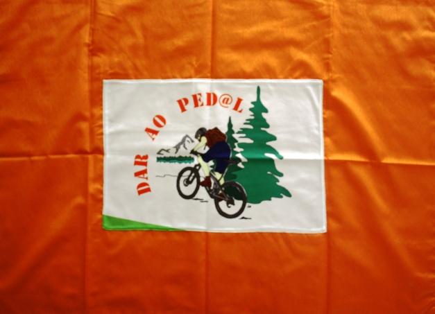 Bandeira do Dar ao Ped@L