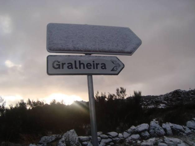 A 4 km da Aldeia da Gralheira