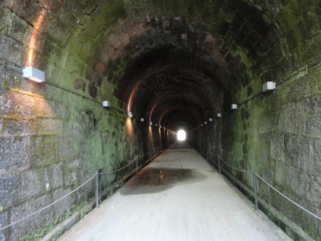 A Luz... ao fundo do túnel.