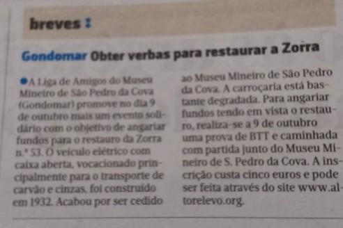 No Jornal de Notícias